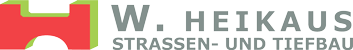 Heikaus Tiefbau Straßenbau Logo